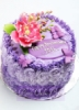 Purple Ombre Cake  medium