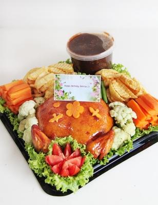 Ayam Kodok Madu  large