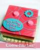 Fancy Rainbow Cake  medium